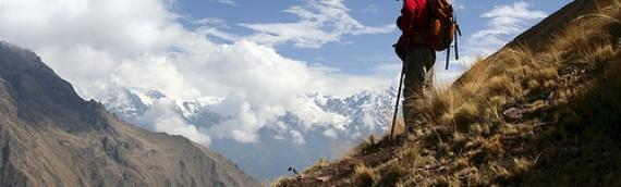 Inca Trail i Peru